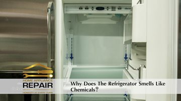 Steps to Take When The Refrigerator Smells Like Chemicals therefrigeratorsmellslikechemicals
